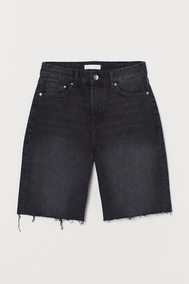 H&M Denim Shorts High Waist