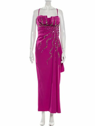 Christian Dior 2007 Long Dress Pink