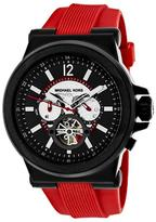 Michael Kors Dylan MK9020 Men's Black Stainless Steel Automatic Chronograph Watch