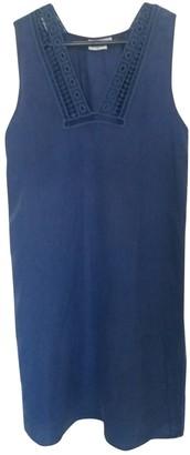 Hartford Blue Linen Dress for Women
