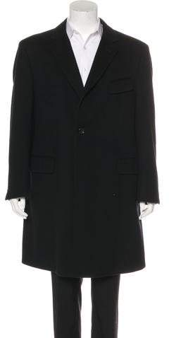Gucci Wool & Cashmere-Blend Coat
