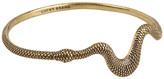 Lucky Brand - Gold Serpent Bangle