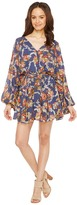 Brigitte Bailey Aleah Long Sleeve Tunic Dress