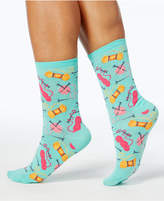 Hot Sox Women's Yarn & Knitting Needles Socks