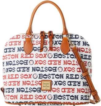 Dooney & Bourke MLB Red Sox Zip Zip Satchel