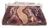 Cartier Python Evening Bag