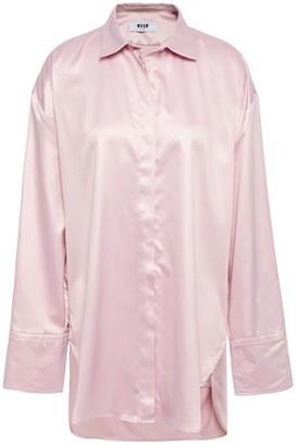 MSGM Satin Shirt