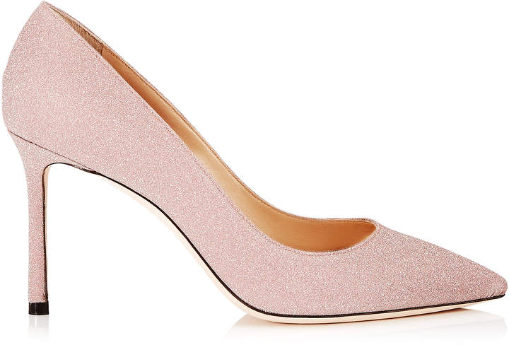 559ad3b403ab Jimmy Choo Glitter Shoes - ShopStyle