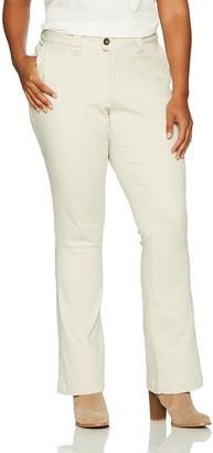 Jag Jeans Women's Plus Size Standard Trouser