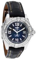 Breitling Cockpit Diamond Watch
