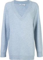 Alexander Wang oversized jumper - women - Cashmere/Wool - M
