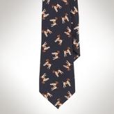 Hunt Club Challis Tie