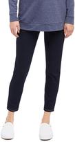 Motherhood Secret Fit Belly Skinny Leg Maternity Crop Jeans