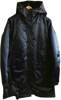 Acne Studios Navy Coat for Women