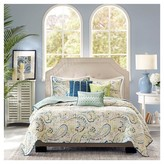 Nobrand No Brand Helena 6 Piece Quilted Coverlet Set