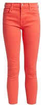 Thumbnail for your product : J Brand 835 Mid-Rise Crop Skinny Jeans