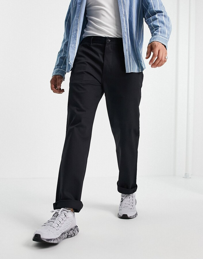 Thumbnail for your product : Levis Skateboarding Levi's Skateboarding work pant in black twill
