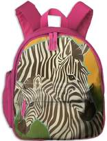 Sunmoonet Backpack, School Backpack For Boys Girls Cute Fashion Mini Toddler Canvas Backpack