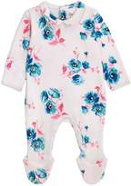 Cath Kidston Baby Girls Peter Pan Collar Sleepsuit
