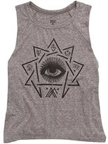 Billabong Junior's Sacred Eye Graphic Muscle Tee