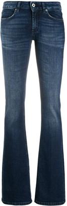 Dondup Lola low-rise bootcut jeans