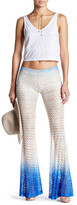 Sky Wahmen Multicolor Crochet Flared Pant