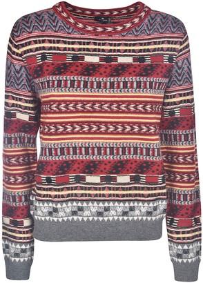 Etro Stripe Patterned Sweater