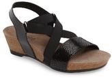 Munro American Women's Lido Wedge Sandal