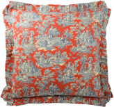 Waverly Sanctuary Rose Square Decorative Pillow