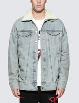 Misbhv Tribal 95' Denim Jacket