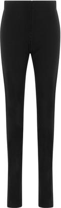 Ann Demeulemeester Side Slit Slim-Fit Trousers