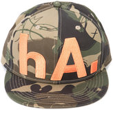Haculla - camouflage print hat - unisex - Cotton - One Size