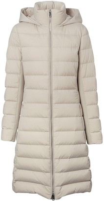 Burberry Hooded Padded Coat