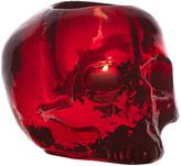 Kosta Boda Crystal Skull Votives