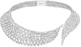 Messika Swan Diamond Necklace