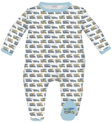 Magnificent Baby Wagon Footie Pajamas