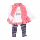Little Lass Legging Set-Toddler Girls