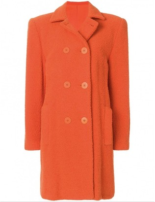 N. Stephen Sprouse \N Orange Polyester Coats
