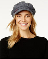 Nine West Bouclé Newsboy Cap