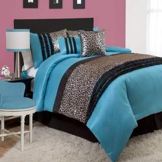 Lush Decor Kenya 6-Piece Comforter Set