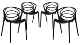 Modway Locus Dining Chairs (Set of 4)