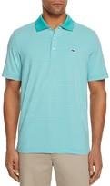 Vineyard Vines Performance Porter Stripe Regular Fit Polo Shirt