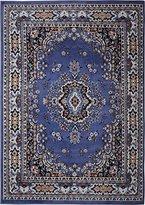 Dynamix Home Premium 7069-310 3-Feet 7-Inch by 5-Feet 2-Inch Area Rug, Country Blue