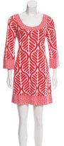 Diane von Furstenberg Aggie Silk Dress