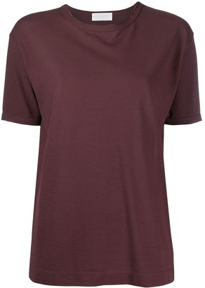 Zanone cotton crew neck T-shirt
