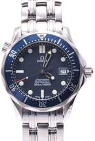 Omega Seamaster 2561.80 Stainless Steel Quartz 36mm Mens Watch
