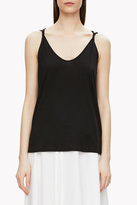 Theory Twisted Strap Tank Top