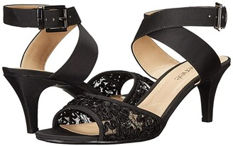 J. Renee Soncino (Black 2) Women's Shoes