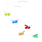 Pin It Flensted Mobiles Butterflies Mobile