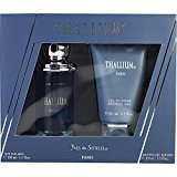 THALLIUM by Jacques Evard EDT SPRAY 3.3 OZ & SHOWER GEL 3.3 OZ for MEN ---(Package Of 5)